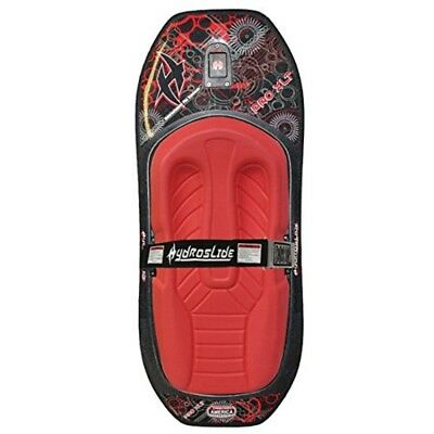 """PRO-XLT Kneeboard, Black, 52 - Inch, With 3"""" Padded Strap, Hydro Hook Tow Point"""
