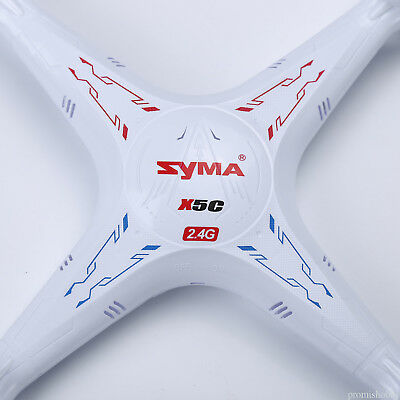 Main Body Shell Main Body Cover Spare Part DIY FOR RC Syma X5Cquadcopter YH4