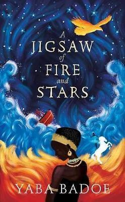 NEW A Jigsaw of Fire and Stars By Yaba Badoe Paperback Free Shipping