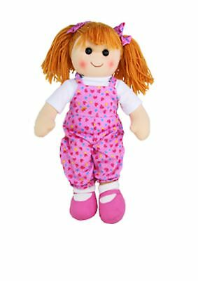 HOPSCOTCH COLLECTIBLES SOFT RAG DOLL SUMMER 35cm - BRAND NEW WITH TAGS