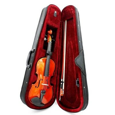 VIOLIN BANKRUPTCY NEW 4/4 ADULT SIZE Case FIDDLE Cecilio GERMAN VINTAGE FINISHES