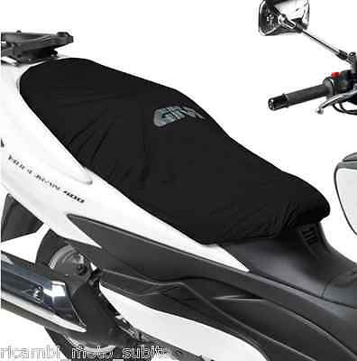 Coprisella Fodera Sella Yamaha X City 125 250 Givi Nero Waterproof Saddle Cover