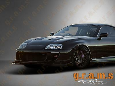 Toyota Supra Ridox Style Front Wings + 30mm v8