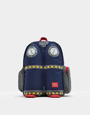 Joules 124479 Boys Rocketpack Rucksack in Rocket in One Size