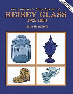The Collectors Encyclopedia of Heisey Glass 1925-1938 by Neila M. Bredehoft, To