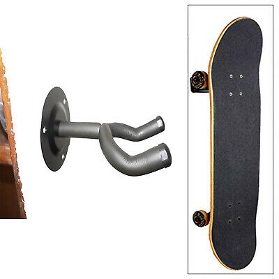Multi-function Wall Mount Rack Black/Snowboard/Skateboard/Ski Wall Mount Rack