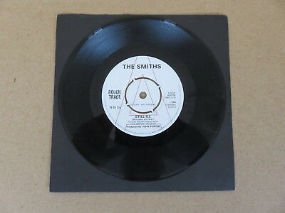 "THE SMITHS Still Ill ROUGH TRADE 7"" ORIGINAL 1984 UK A LABEL PROMO DJ COPY R61DJ"
