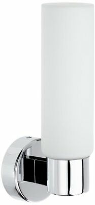 Boehmer 31329 - Lámpara de pared (E14, 40 W, IP20), color cromado