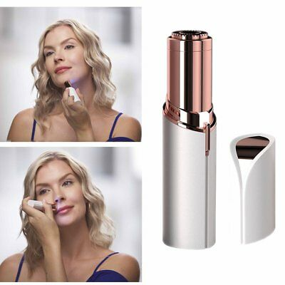 Finishing Touch Flawless Painless Face Facial Epilator Hair Remover Women Makeup