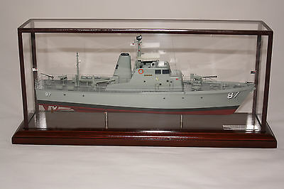 Hmas Ardent P87 - Attack Class Patrol Boat - Handcrafted Precision Model