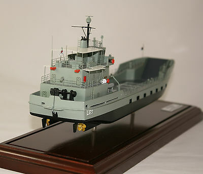 Hmas Brunei Ran Balikpapan Class Lch Amazingly Detailed Precision Model