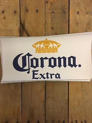 Corona Beer Decal (2)
