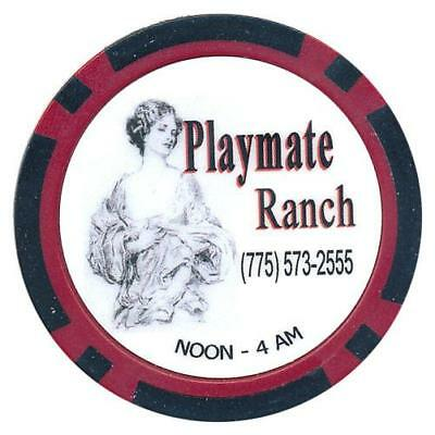Brothel Chip - Playmate Ranch Mina Nevada FREE SHIPPING