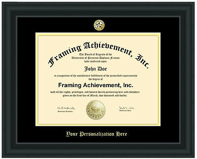 University Diploma Frame College High School Certificate Document School Framing