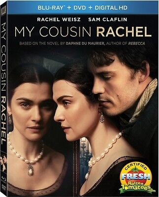 My Cousin Rachel [New Blu-ray] With DVD, Widescreen, Ac-3/Dolby Digital, Digit