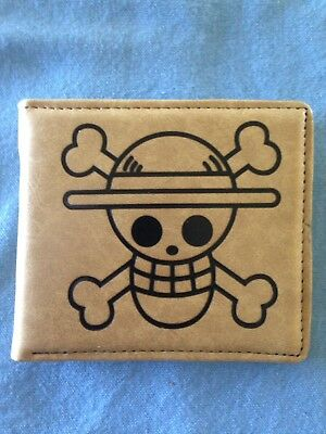 One Piece Wallet Japanese Anime