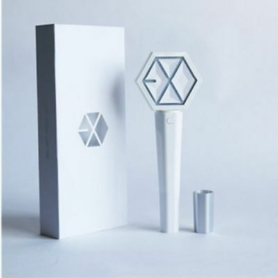 Concert Ver 2.0 Lamp Glow Lightstick Gifts For KPOP EXO Chanyeol D.O Sehun