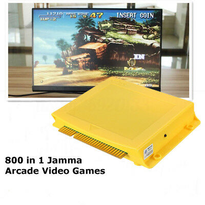 800 in 1 Original Jamma Arcade Game Board For Pandora Box 4X Heroes Of Storm