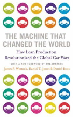 The Machine That Changed the World by James P. Womack 9781847370556