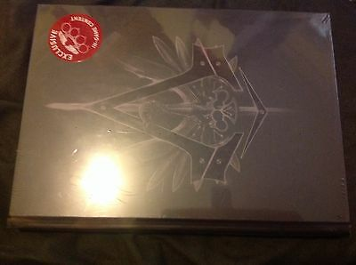 Assassins Creed Syndicate collectors edition Guide Book New Sealed