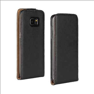 Magnetic Vertical Flip PU Leather Case Cover For Various Samsung Galaxy Phones