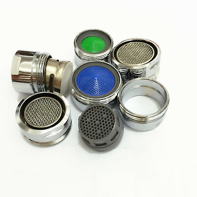 Male Kitchen Water Saving Tap Faucet Aerator Hose Adapter Nozzle Spout Kit