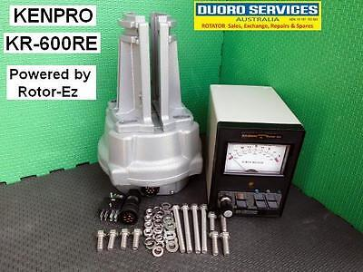 KENPRO KR-600RE, Rotator & Controller with Rotor-Ez fitted. Restored & Upgraded