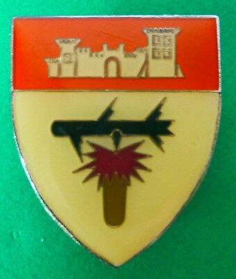 SOUTH WEST AFRICA ETOSHA AREA FORCE GERMAN FORT THORN original ARMY BREAST BADGE