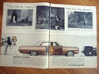 1963 Buick Special Ad    Painless Parker