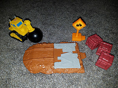 GeoTrax Complete Big Falls Wrecking Expansion Set B4348