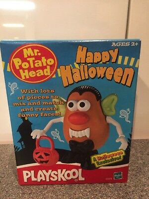 Happy Halloween Mr Potato Head Playskool Hasbro 2002