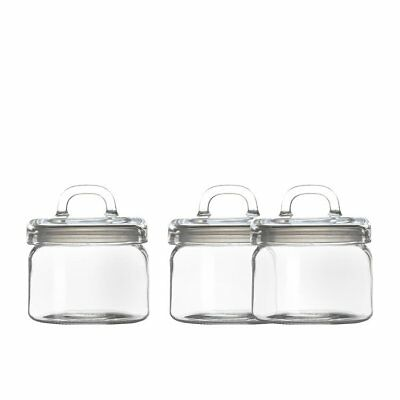 NEW Maxwell & Williams Refresh Canister 750ml Set of 3 (RRP $30)