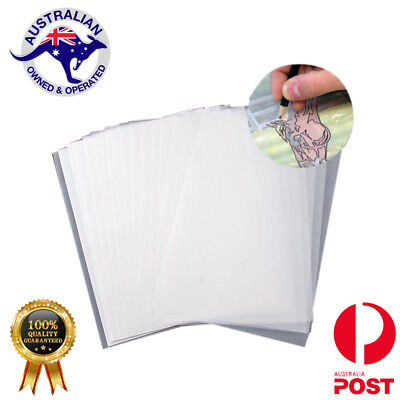 Tracing Paper A4 A3 A2 100 Sheets 95gsm Sketching Overlays Transparent paper
