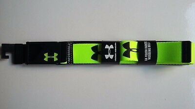 Under Armour Boy's UA Range Webbed Adjustable Youth Golf Belt. NWT. $24.99