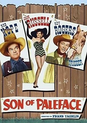 Son Of Paleface (1952) [New DVD]