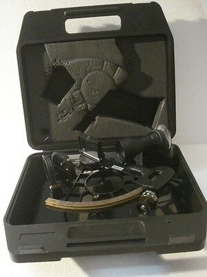 CASSENS & PLATH Marine Sextant - No. 37473  -  Made in GERMANY