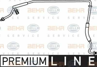 9GS 351 337-311 HELLA High Pressure Line, air conditioning