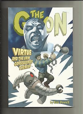 The Goon :Virtue and the Grim Consequences Thereof. No 4 . Dark  Horse  Comics.