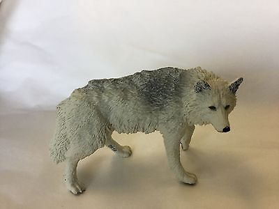Safari Ltd Collectable Figures White Wolf