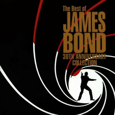 Various - The Best Of James Bond: 30th Anniversary Collection - Various CD 0IVG
