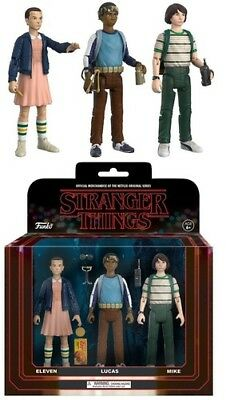Stranger Things - 3pk - Pack 1 Funko Action Figure: Toy