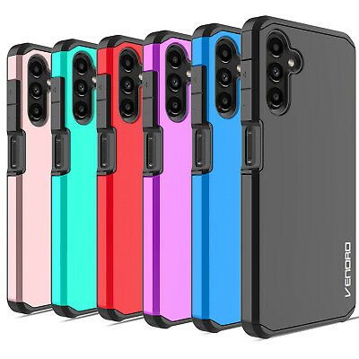 For Samsung Galaxy S8 Active Case Shockproof Armor Hybrid Rubber Phone Cover