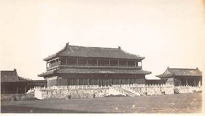 PEKING, CHINA, STORE ROOM IN FORBIDDEN CITY, PHOTOGRAPH NOT A PC c 1920-30's