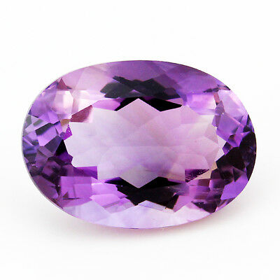 12.32 ct Natural Amethyst Faceted ( Untreated ) / S4371