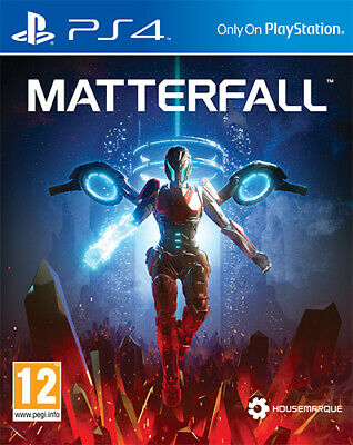 Matterfall PS4 Playstation 4 SONY COMPUTER ENTERTAINMENT
