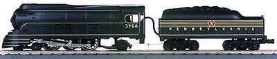 Mth 30-1118-1 Prr 4-6-2 Torpedo Steam Locomotive & Tender - Ps - Mib- Free Ship