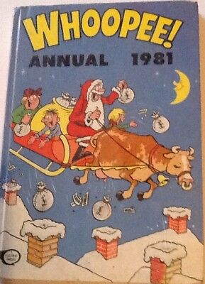 Whoopee Annual 1981