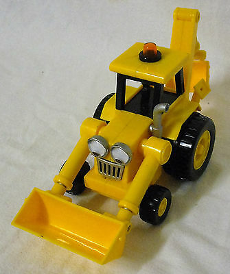 Bob The Builder Toy Friction Powered Character Scoop The Digger