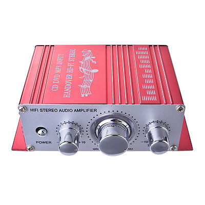 20W+20W Handover Power Amplifier HiFi Stereo AMP for Car Motorcycle Audio MA942