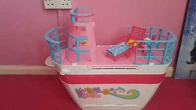 barbie cruise ship and free campervan collection in person only